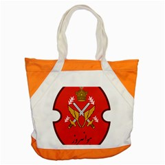Seal Of The Imperial Iranian Army Aviation  Accent Tote Bag