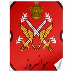 Seal Of The Imperial Iranian Army Aviation  Canvas 36  X 48