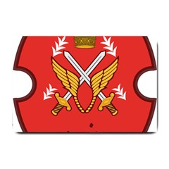Seal Of The Imperial Iranian Army Aviation  Small Doormat
