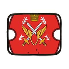 Seal Of The Imperial Iranian Army Aviation  Netbook Case (small)
