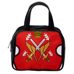 Seal Of The Imperial Iranian Army Aviation  Classic Handbags (one Side)