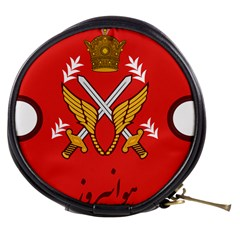 Seal Of The Imperial Iranian Army Aviation  Mini Makeup Bags