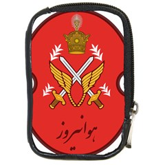 Seal Of The Imperial Iranian Army Aviation  Compact Camera Cases