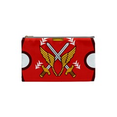 Seal Of The Imperial Iranian Army Aviation  Cosmetic Bag (small)