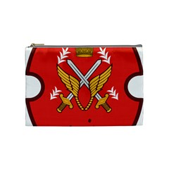 Seal Of The Imperial Iranian Army Aviation  Cosmetic Bag (medium)