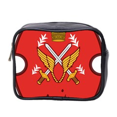Seal Of The Imperial Iranian Army Aviation  Mini Toiletries Bag 2 Side