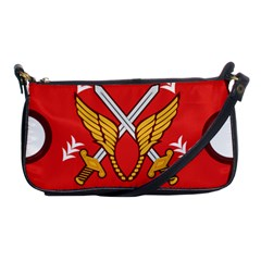 Seal Of The Imperial Iranian Army Aviation  Shoulder Clutch Bags