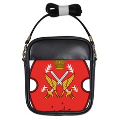 Seal Of The Imperial Iranian Army Aviation  Girls Sling Bags
