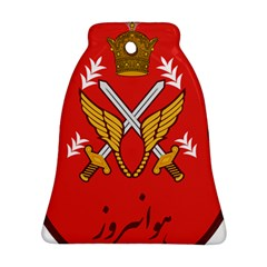 Seal Of The Imperial Iranian Army Aviation  Ornament (bell)
