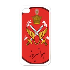 Seal Of The Imperial Iranian Army Aviation  Apple Iphone 4 Case (white)