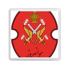 Seal Of The Imperial Iranian Army Aviation  Memory Card Reader (square)