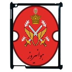 Seal Of The Imperial Iranian Army Aviation  Apple Ipad 2 Case (black)