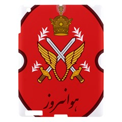 Seal Of The Imperial Iranian Army Aviation  Apple Ipad 3/4 Hardshell Case