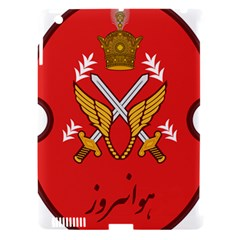 Seal Of The Imperial Iranian Army Aviation  Apple Ipad 3/4 Hardshell Case (compatible With Smart Cover)