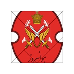 Seal Of The Imperial Iranian Army Aviation  Acrylic Tangram Puzzle (4  X 4 )