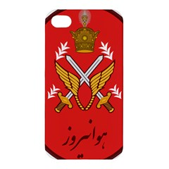 Seal Of The Imperial Iranian Army Aviation  Apple Iphone 4/4s Premium Hardshell Case