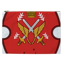 Seal Of The Imperial Iranian Army Aviation  Cosmetic Bag (xxl)