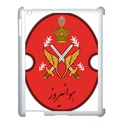 Seal Of The Imperial Iranian Army Aviation  Apple Ipad 3/4 Case (white)