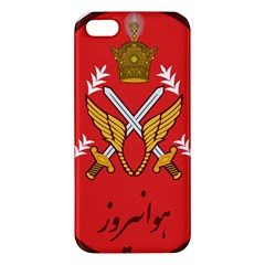 Seal Of The Imperial Iranian Army Aviation  Apple Iphone 5 Premium Hardshell Case