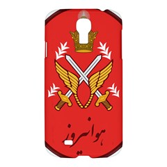 Seal Of The Imperial Iranian Army Aviation  Samsung Galaxy S4 I9500/i9505 Hardshell Case