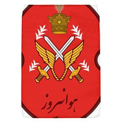 Seal Of The Imperial Iranian Army Aviation  Flap Covers (s)