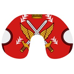 Seal Of The Imperial Iranian Army Aviation  Travel Neck Pillows