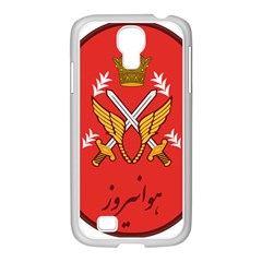 Seal Of The Imperial Iranian Army Aviation  Samsung Galaxy S4 I9500/ I9505 Case (white)