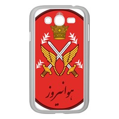 Seal Of The Imperial Iranian Army Aviation  Samsung Galaxy Grand Duos I9082 Case (white)