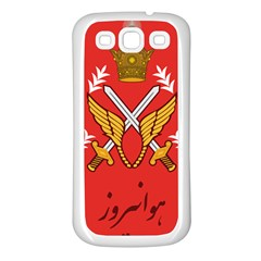 Seal Of The Imperial Iranian Army Aviation  Samsung Galaxy S3 Back Case (white)