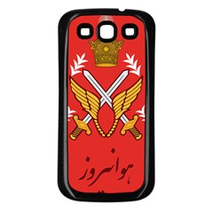 Seal Of The Imperial Iranian Army Aviation  Samsung Galaxy S3 Back Case (black)