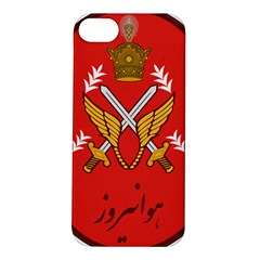 Seal Of The Imperial Iranian Army Aviation  Apple Iphone 5s/ Se Hardshell Case