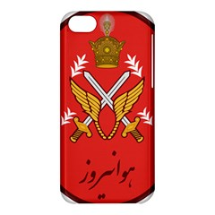 Seal Of The Imperial Iranian Army Aviation  Apple Iphone 5c Hardshell Case