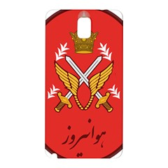Seal Of The Imperial Iranian Army Aviation  Samsung Galaxy Note 3 N9005 Hardshell Back Case