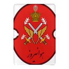 Seal Of The Imperial Iranian Army Aviation  Samsung Galaxy Tab Pro 10 1 Hardshell Case