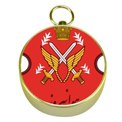Seal Of The Imperial Iranian Army Aviation  Gold Compasses