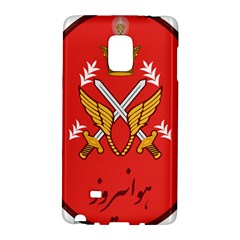 Seal Of The Imperial Iranian Army Aviation  Galaxy Note Edge