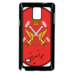 Seal Of The Imperial Iranian Army Aviation  Samsung Galaxy Note 4 Case (black)
