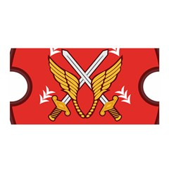 Seal Of The Imperial Iranian Army Aviation  Satin Wrap