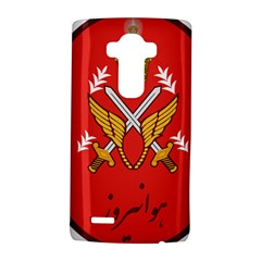 Seal Of The Imperial Iranian Army Aviation  Lg G4 Hardshell Case