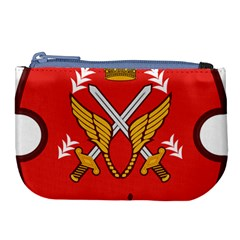 Seal Of The Imperial Iranian Army Aviation  Large Coin Purse