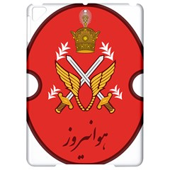 Seal Of The Imperial Iranian Army Aviation  Apple Ipad Pro 9 7   Hardshell Case