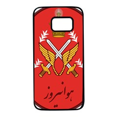 Seal Of The Imperial Iranian Army Aviation  Samsung Galaxy S7 Black Seamless Case