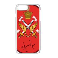Seal Of The Imperial Iranian Army Aviation  Apple Iphone 7 Plus Seamless Case (white)