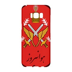 Seal Of The Imperial Iranian Army Aviation  Samsung Galaxy S8 Hardshell Case