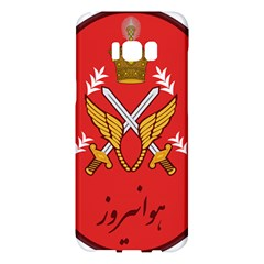 Seal Of The Imperial Iranian Army Aviation  Samsung Galaxy S8 Plus Hardshell Case