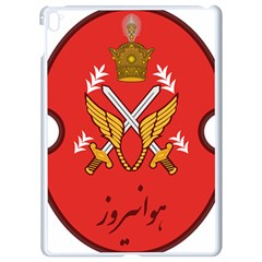 Seal Of The Imperial Iranian Army Aviation  Apple Ipad Pro 9 7   White Seamless Case