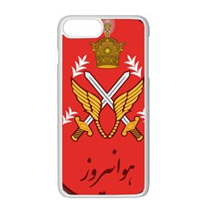 Seal Of The Imperial Iranian Army Aviation  Apple Iphone 8 Plus Seamless Case (white)