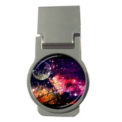 Letter From Outer Space Money Clips (round)
