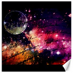 Letter From Outer Space Canvas 16  X 16