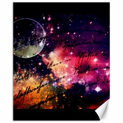 Letter From Outer Space Canvas 16  X 20
